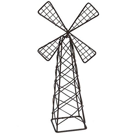 463x463 Miniature Fairy Garden Windmill Home Amp Kitchen