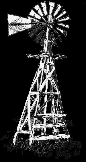 300x561 Drawn Windmill Windmill Line