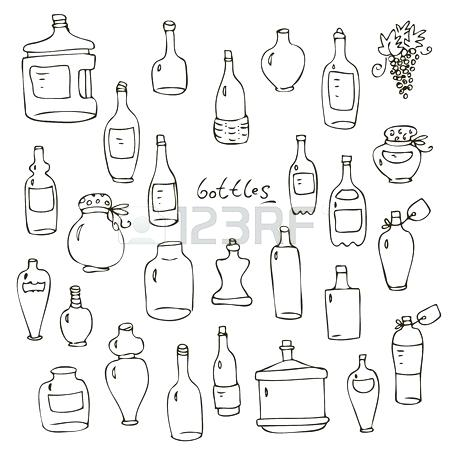 450x450 How To Draw Reflections On A Glass Bottle Drawing Glass Bottles