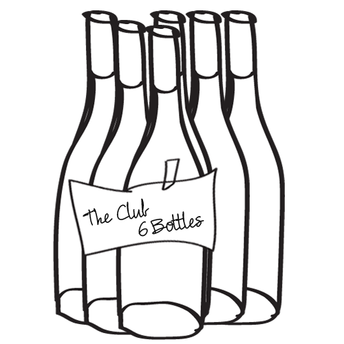 500x500 The Club 6 Bottle Gift Selection Premium Wine Gifts And Wine