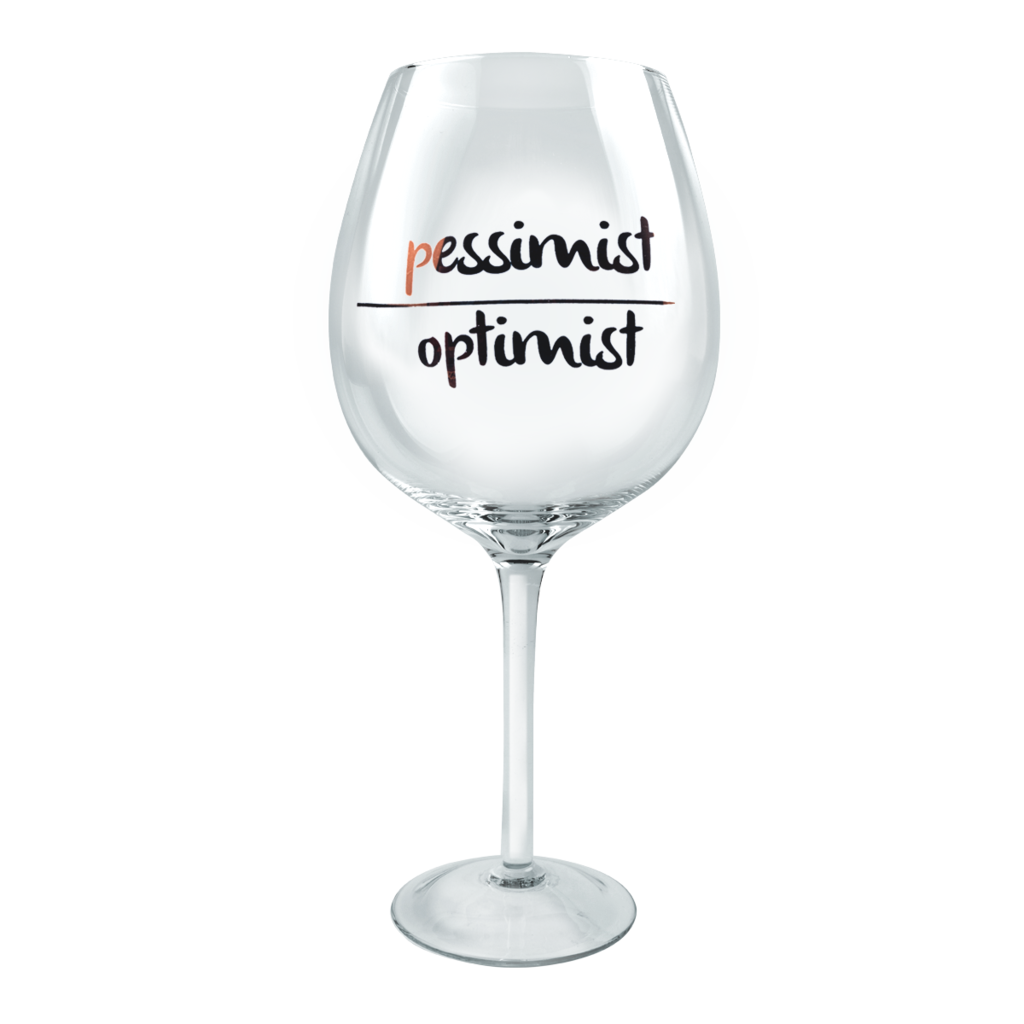 1024x1024 Xl Wine Ism Pessimist Optimist Wine Glass Dci Gift