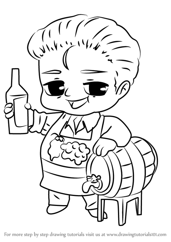 567x800 Learn How To Draw Wine Owner Guest From Mystic Messenger (Mystic
