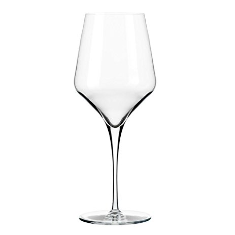 463x463 Libbey Prism Wine Glass, 16 Ounce
