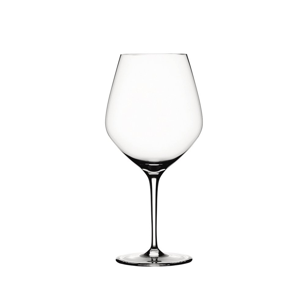 1000x1000 Spiegelau 4400180 Clear Authentis Burgundy Wine Glasses, Pack Of 4
