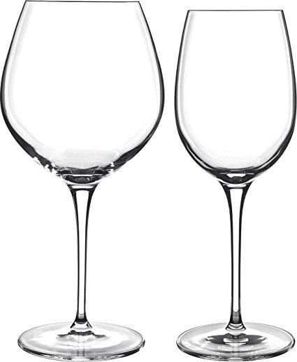 425x518 Luigi Bormioli 1050301 Son.hyx Wine Glass Set, Clear