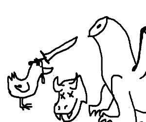 Winning Drawing
