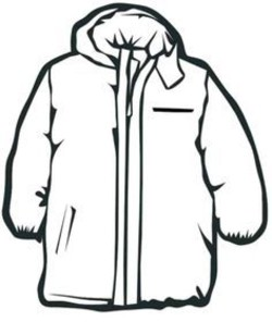250x296 Winter Coat Coloring Pages