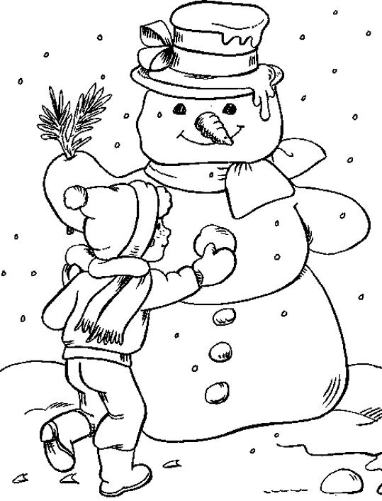 539x706 Winter Season