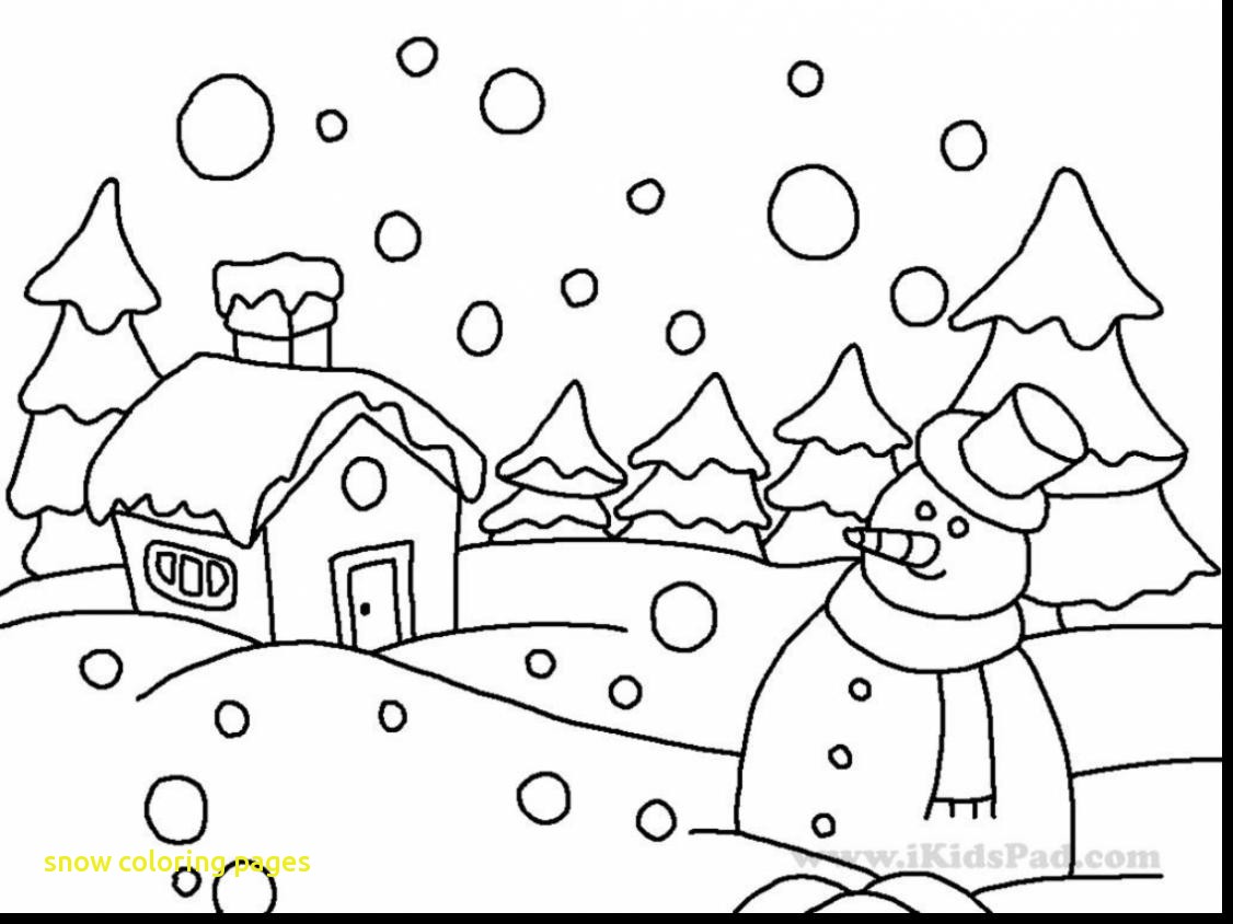 1126x844 Preschool Snow Coloring Pages Preschool Thanksgiving Coloring