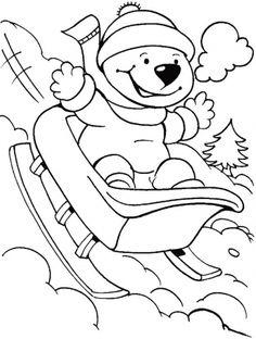 236x312 Winter Season Coloring Page Download Free Winter Season Coloring