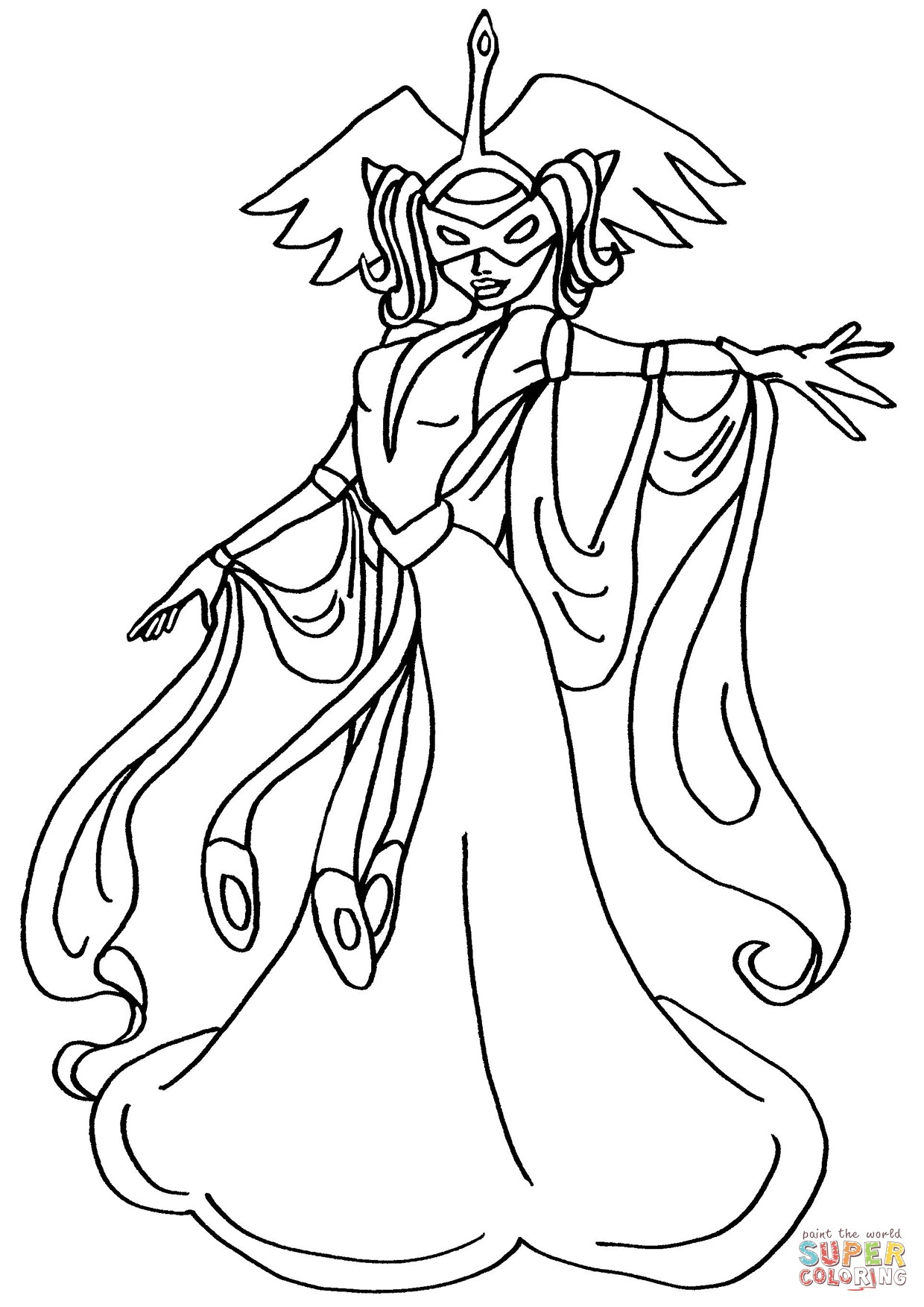 1240x1754 Darcy Winx Club Coloring Pages For Girls New Winx Club Musa