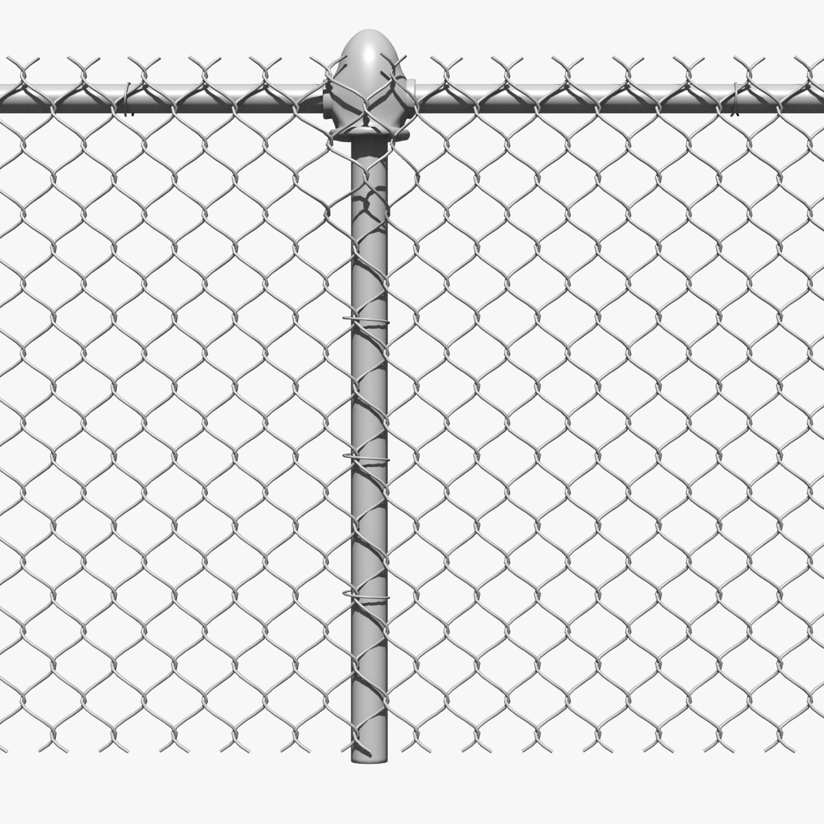 1200x1200 Chain Link Fence Texture Seamless