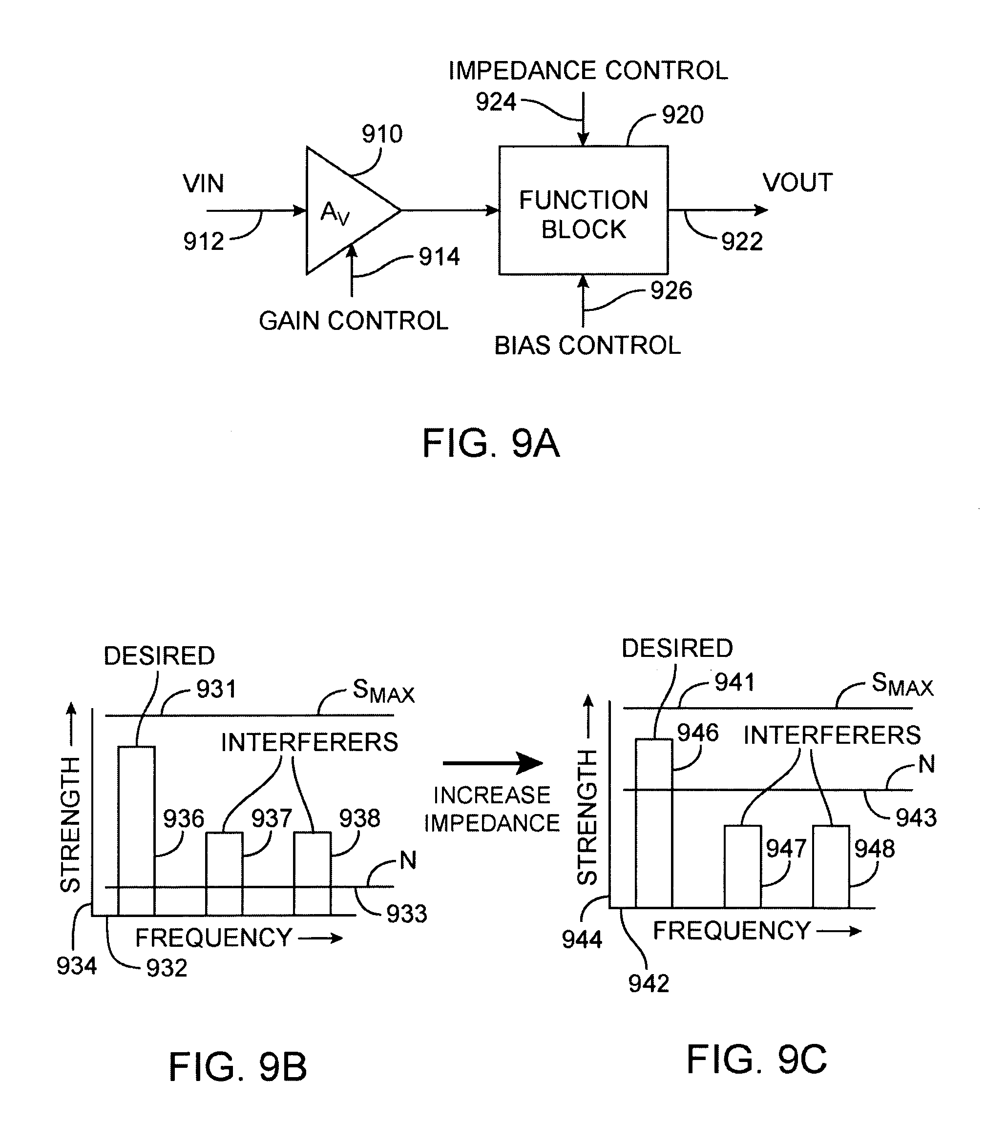 2017x2299 Patent Us7010330 Power Dissipation Reduction In Wireless Drawing