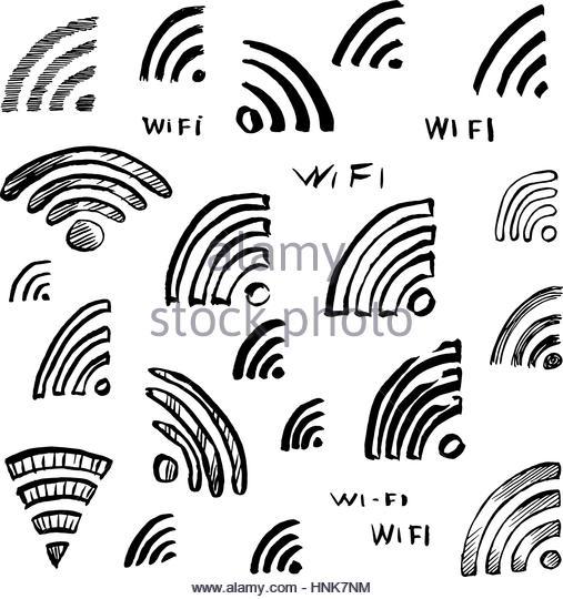 wireless drawing at getdrawings com