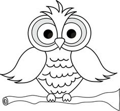 236x218 Owl Black And White Clipart