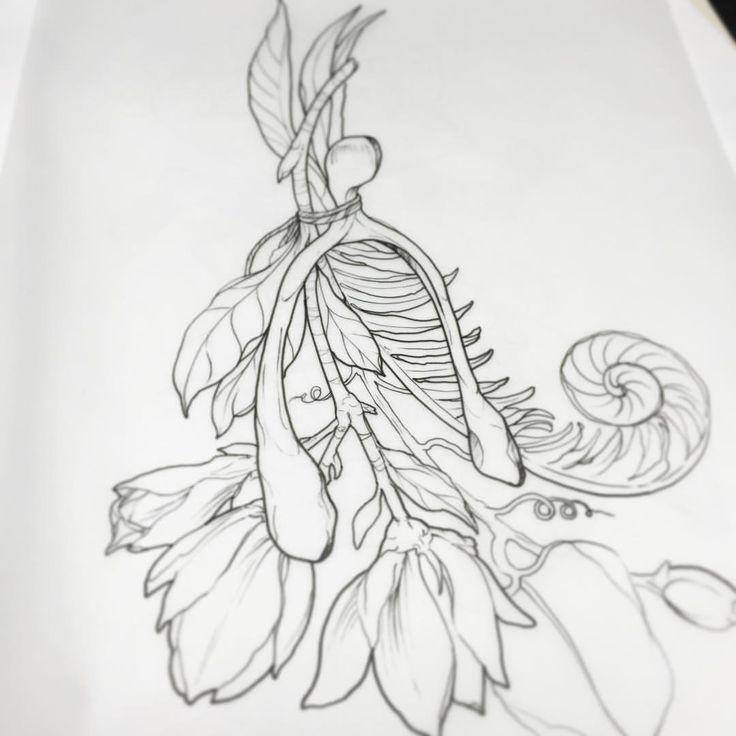 736x736 The Best Wishbone Tattoo Ideas On Cool Arm Tattoos