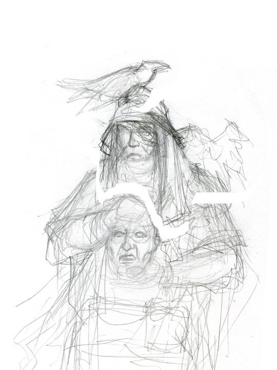540x720 Wishbone Guild Painting Process Odin's Secrets