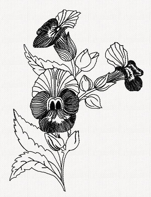 600x784 Floral Redwork Index Htm