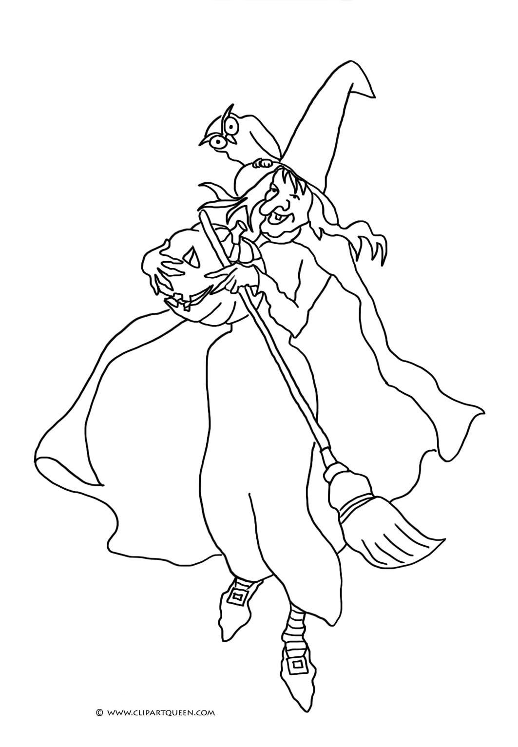 1063x1533 Halloween Coloring Pages