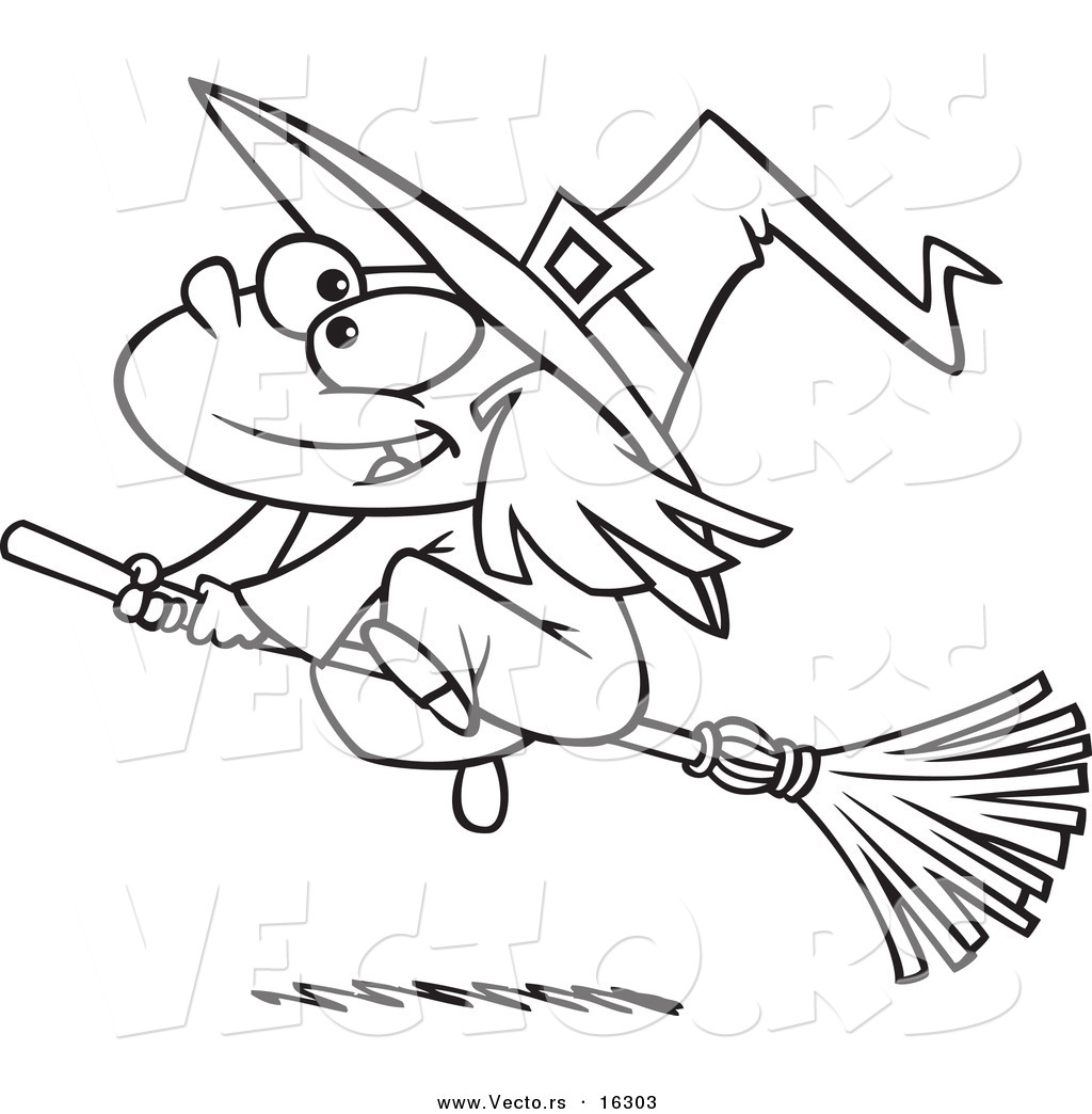 1024x1044 Cartoon Witch Coloring Witch Face Cartoon