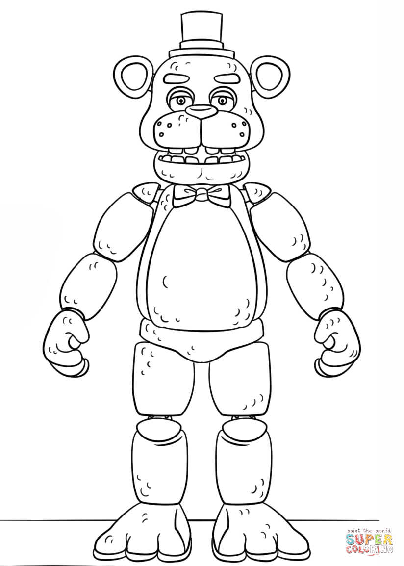 Withered Bonnie Drawing At Getdrawings
