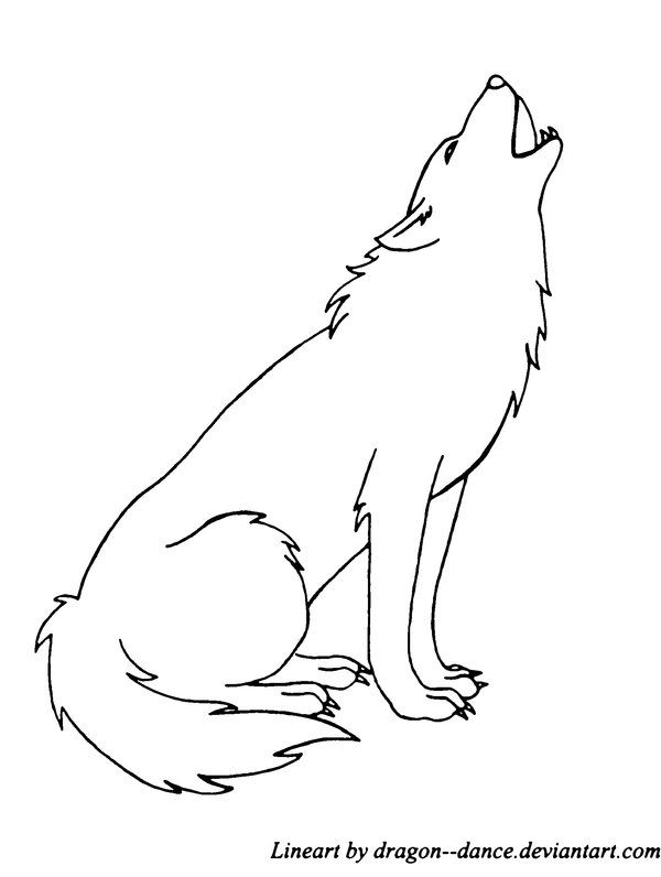 600x796 17 Best Wolf Line Art Images On Pinterest Stripes And