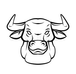 320x308 Drawn Bull Easy