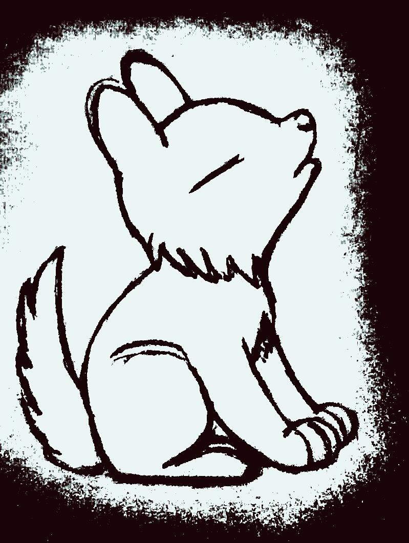 799x1061 Photos How To Draw A Baby Wolf,