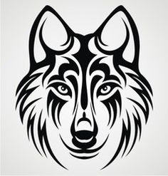 236x247 Wolf Vector Collection