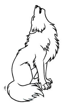 236x376 Tattoo Design Of A Wolf With Wings Animals Tattoo