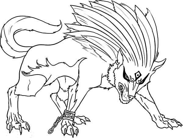 600x455 Astonishing Wolf Coloring Pages About Remodel Free Colori