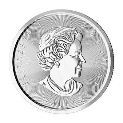 400x400 34 Oz 2017 Wolf Moon Silver Coin Silver Gold Bull Canada