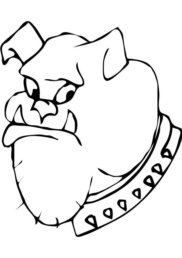 595x842 Dog Paw Print Outline