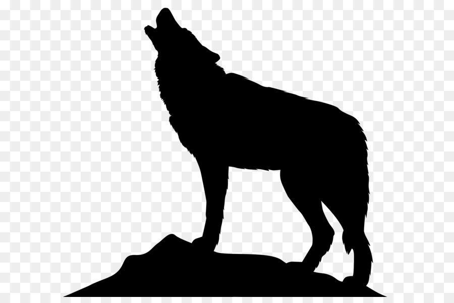 900x600 Dog Arctic Wolf Icon Clip Art