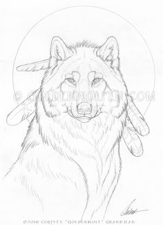 236x326 Wolves Drawings Pose