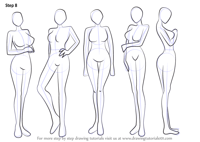 844x598 Learn How To Draw Anime Body