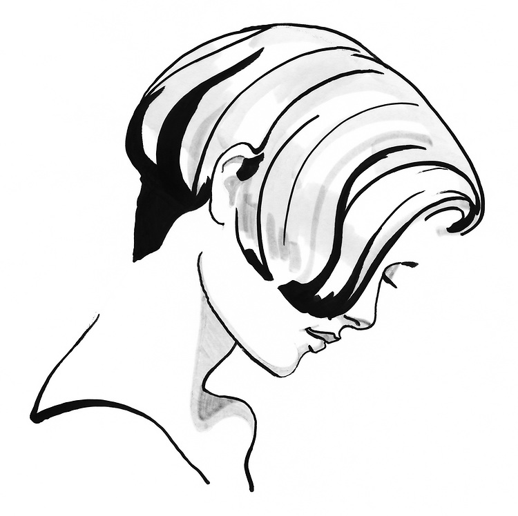 750x748 Woman's Profile Victorypix