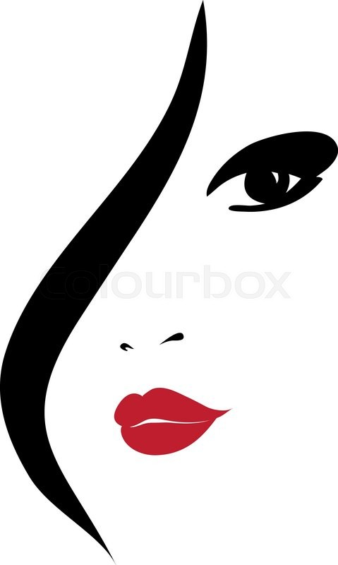 479x800 Fashion Woman Silhouette , Vector Illustration, Graphic Design