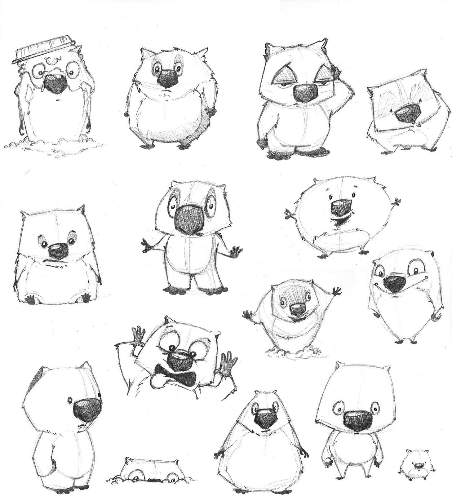 1458x1600 Aaron's Blah Blah Blog Wombats