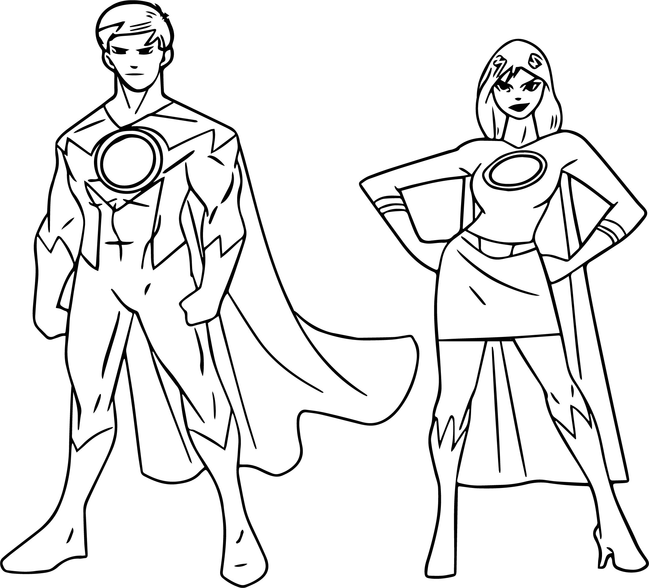 2155x1951 Superheros Coloring Pages Page 3 Of 7 Got Coloring Pages