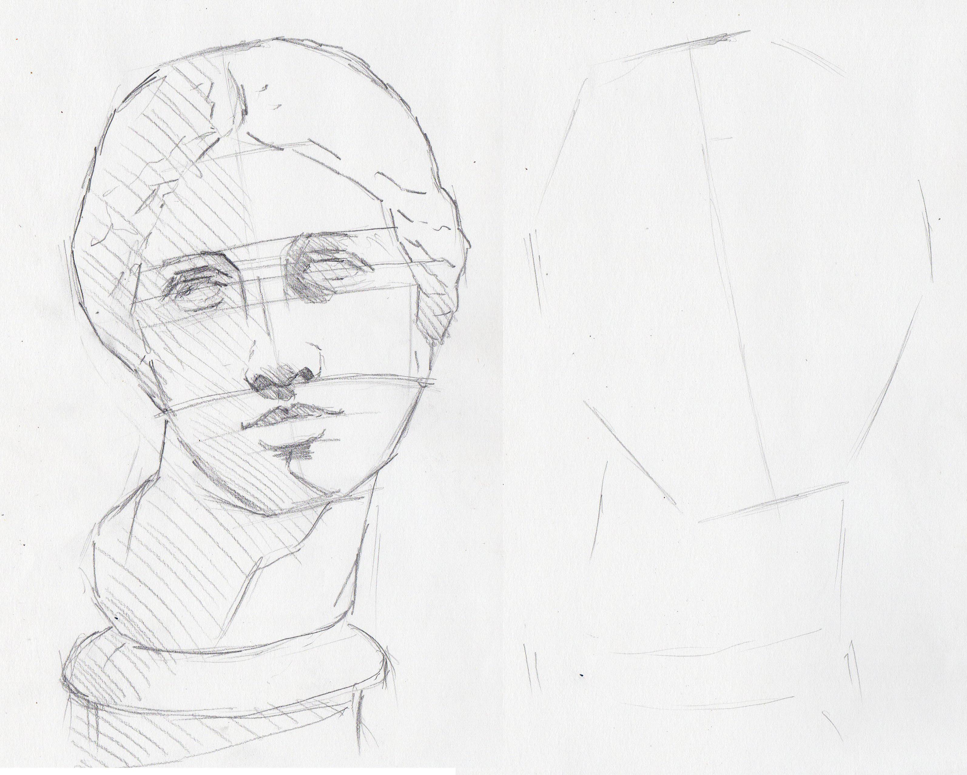 3188x2555 Face Easy Sketch