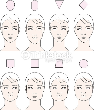 385x449 Pictures On Pictures Of Face Shapes Women,