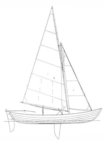 360x480 Duck Flat Wooden Boats