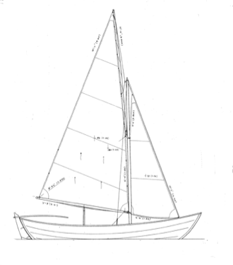 330x375 Whilly Boat Profile Sailboatssailing Boating