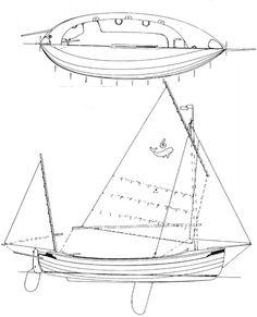 236x291 Sailboat Rudder Design Small Boat Rudders Sailboats