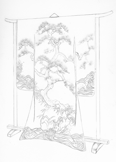 408x570 Nara Pilgrim Wood