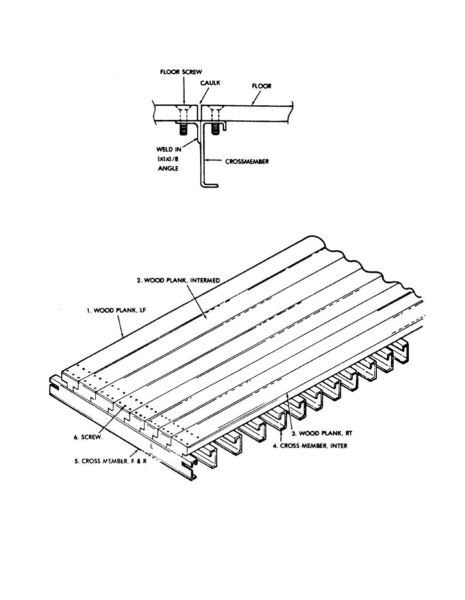 927x1196 Figure No. 6. Wood Floor Structural Components.