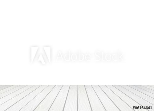 500x359 White Wood Floor
