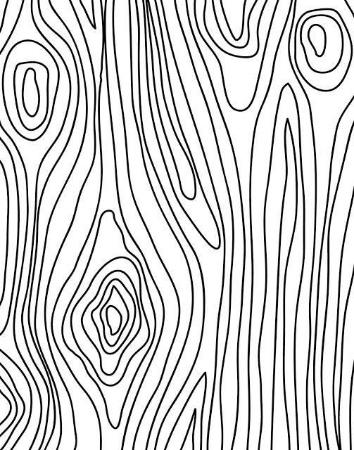 503x640 11 Different Faux Bois (Woodgrain) Printables}
