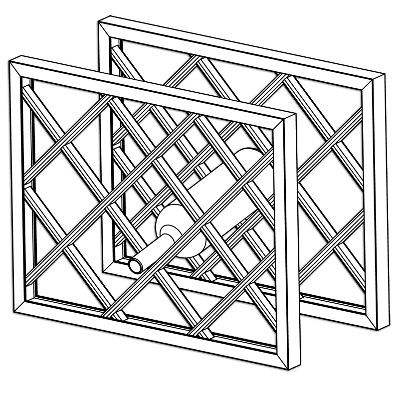 800x800 Lattice Wine Rack Dimensions Assembled Wine Rack With Frame